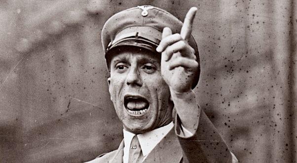 principios de Goebbels peru